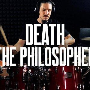 Death - The Philosopher Drum Cover
