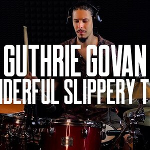 Guthrie Govan - Wonderful Slippery Thing Drum Cover