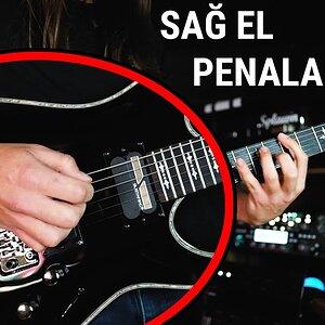 Alternate Picking Tekniğinizi Bir Sonraki Seviyeye Taşıyın | Elektro Gitar Dersi